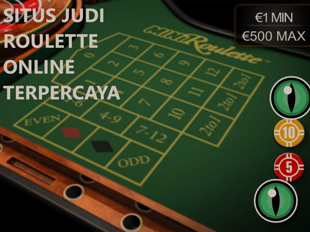 Tips Memainkan Roulette Online Agar Menang